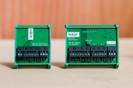 SDI-12 4-20mA and Relay Output Module